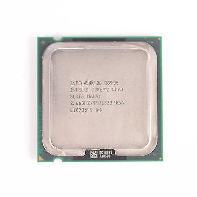 Процессор четыре ядра Intel Core2Quad Q8400 LGA775