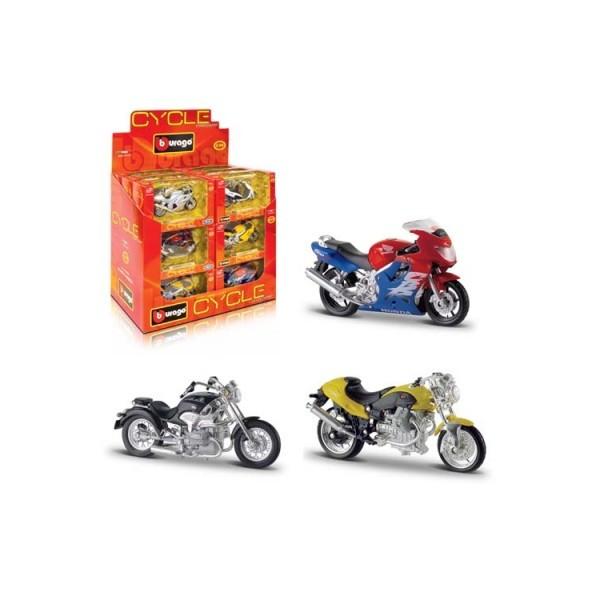 Модели мотоциклов в диспенсере  18-51030