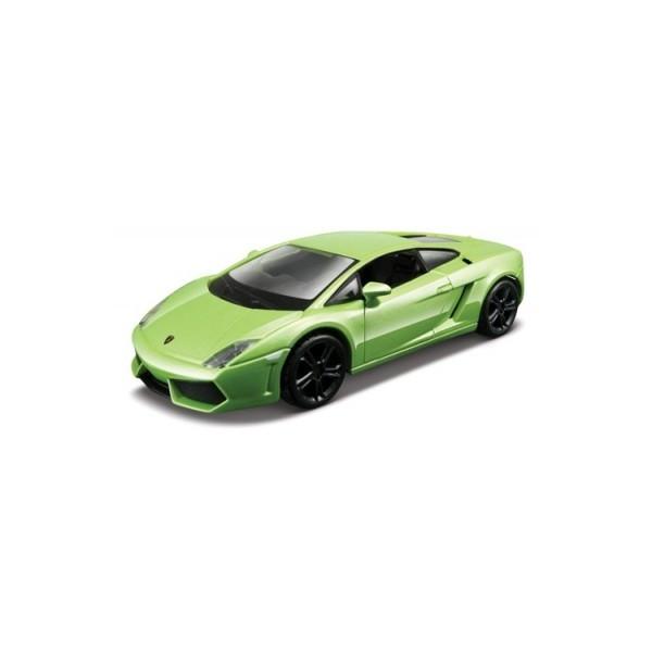 Автомодель LAMBORGHINI GALLARDO LP560-4 (2008) (ассорти белый, светло-зелёный металлик 1:32)