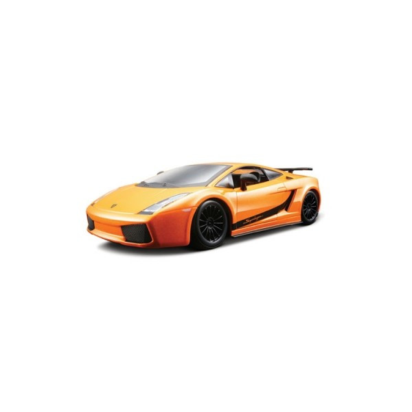 Авто-конструктор LAMBORGHINI GALLARDO SUPERLEGERRA (2007) (оранжевый металлик 1:24)