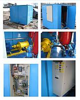 Гидродинамическая безреагентная установка очистки и подготовки питьевой воды