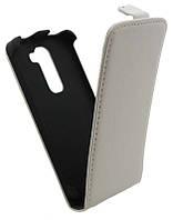 Чехол-книжка для LG G2 mini/D618 белая
