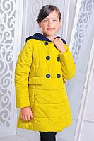 Стильная демисезонная куртка для девочек