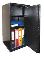 Офисный сейф ЕС-65К.Т1.П1.9005, фото 1