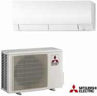 Кондиционер (тепловой насос) воздух/воздух Mitsubishi Zubadan inverter