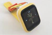 Детские умные часы Owly Smart Baby Watch Q100 orange