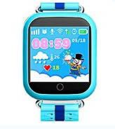 Детские умные часы Owly Smart Baby Watch Q100 blue