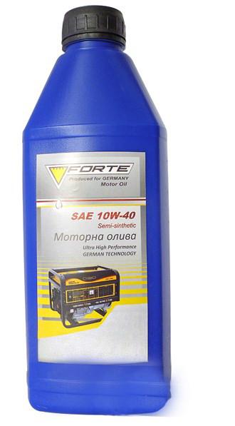 Масло моторное FORTE - SAE 10W-40 (1л)