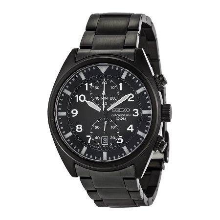 Часы мужские Seiko Chronograph Sports SE-SNN233