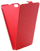 Чехол-книжка для Lenovo S60 красная Ulike New