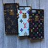 Силиконовый чехол Louis Vuitton для iPhone 7 буквы, фото 2