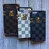 Силиконовый чехол Louis Vuitton для iPhone 7 буквы, фото 3