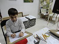 Урок академического рисунка с Егором Утевым