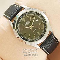 Наручные часы Rolex Data Silver/Black