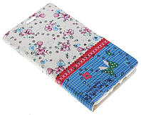 Книжка для Samsung A500 (А5) синяя Cath Kidston Diamonds