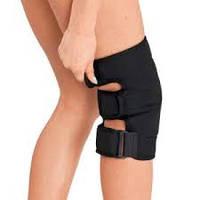 Турмалиновый пояс на колено с магнитами