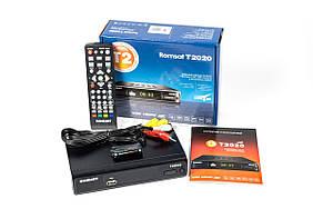 Ресивер DVB-T2 Romsat T2020