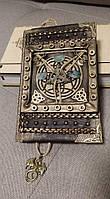 """Блокнот handmade """"Celtic Legend"""" с чехлом"""