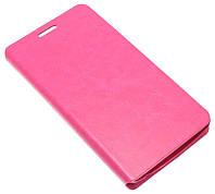 Чехол-книжка для LG G3s/D724/G3 mini розовая