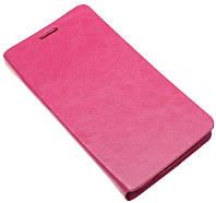 Чехол-книжка для LG G Flex 2/H955/H950 розовая