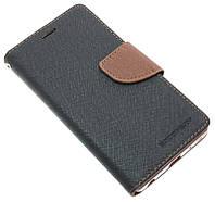 Чехол-книжка для LG Class H650E черная Goospery
