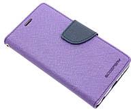 Чехол-книжка для LG Class H650E фиолетовая Goospery