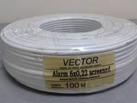 3805     Кабель VECTOR 6/0,2  в экране