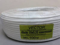 3809    Кабель VECTOR  10/0,2 без экрана
