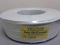 3810     Кабель VECTOR 10/0,2  в экране