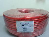 1515     Кабель Аккустический 1 ж красный ELEX