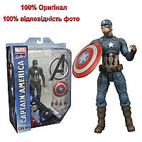 Diamond Select Toys Marvel Select: Captain America Civil War Капитан Америка, Месники Протистояння