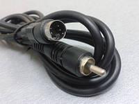 9103     Шнур S-VHS - RCA штекер   1.5M   west