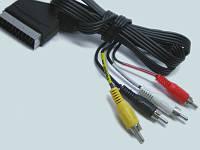 94003    SCART - 4RCA 1.2m