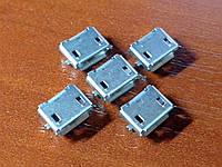 Micro USB connector #4 - коннектор зарядки, фото 1