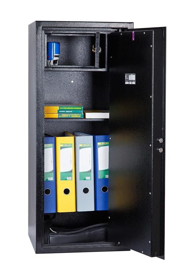 Офисный сейф ЕС-95К.Т1.П2.9005
