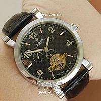 Наручные часы Rolex Moon phase Silver/Black
