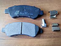 Тормозные колодки задние (дисковые тормоза) Фиат Дукато / Fiat Ducato  '06-