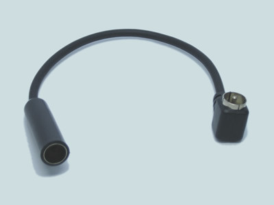 DIN-ISO  90  угловой +кабель BLAUPUNT