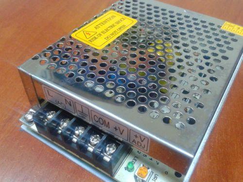 Блок питания AC-DC: AC:90/264V,DC:12V5A60W,5 виходів