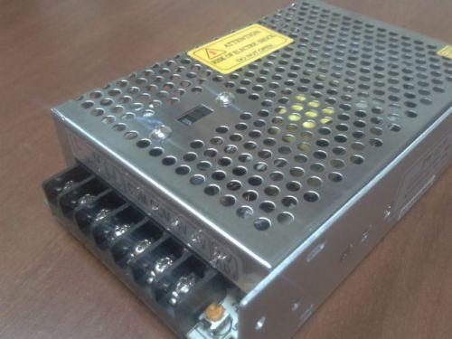 Блок питания AC-DC: AC:90/264V,DC:12V10A120W,7 виходов
