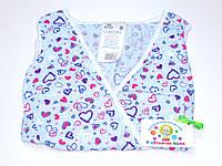 Ночная рубашка для родов и кормления 48 размер