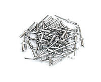 Заклепки алюминиевые Polax 4 х 8 мм 50 шт. (37-008)