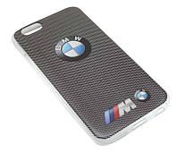 Силиконовый чехол для iPhone 6/6S с рисунком BMW