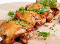 Шашлык с курицы (бедро)