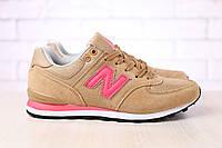 Стильные и яркие женские кроссовки New Balance 574