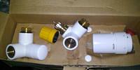 Термовентиль VASCO 9016 белый