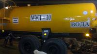 Бочка МЖТ-10 для подвоза воды