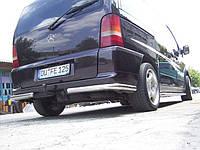 Защита задняя Mercedes Vito 1996-2003 /углы
