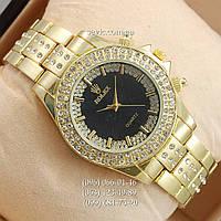 Наручные часы Rolex Brilliant Gold/ Gold-black