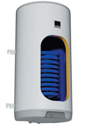 Водонагреватели комбинированные Drazice OKC 160 1m2 (навесной 2000 Вт.)